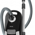 bagless canister vacuum with powerhead