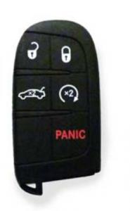Dodge key fob