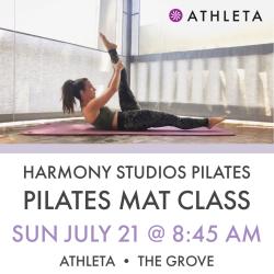 Pilates classe