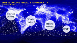 protect online privacy